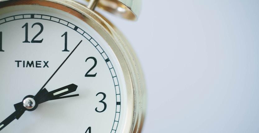 Avenir professionnel : l'échéancier par les dates